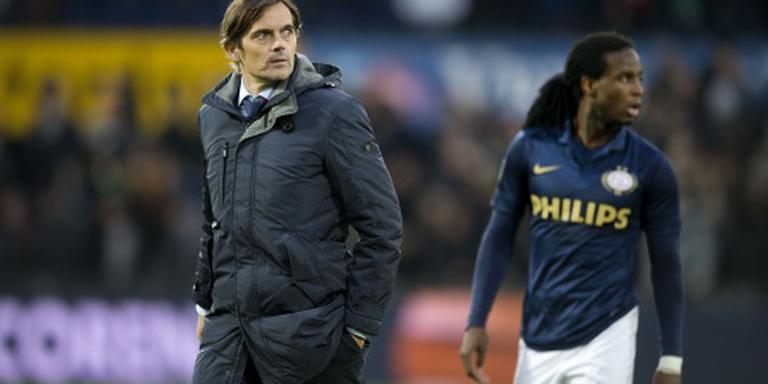 Cocu grijpt in voor revanche tegen FC Utrecht