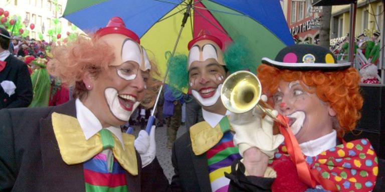 Carnavalsoptocht afgeblazen in Rheinberg