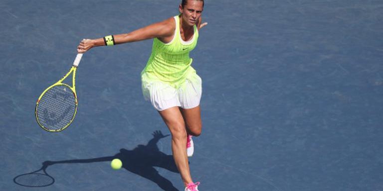 Vinci opnieuw in kwartfinales US Open