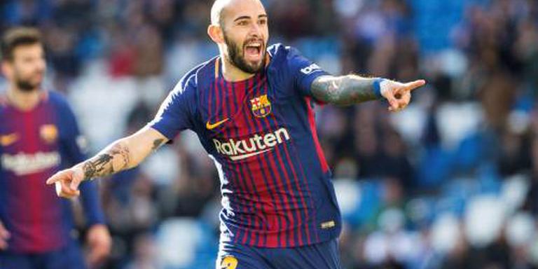 Vidal komt, Vidal gaat bij Barcelona