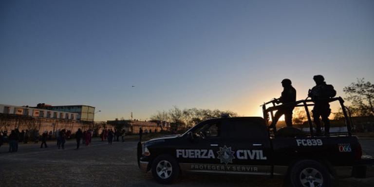 Gevangenisoproer Mexico eist ruim 50 doden