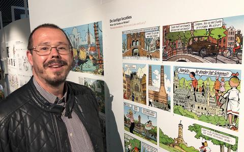 Suske en Wiske en de excellente expositie (in Storyworld in Groningen)