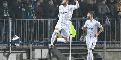 LASK Linz pakt eindzege in PSV-poule