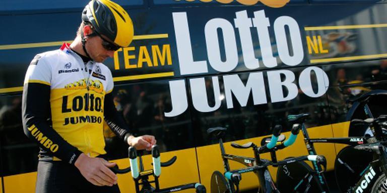 Italiaan Battaglin langer bij LottoNL-Jumbo