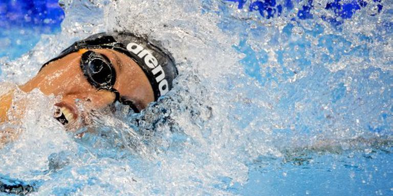 Inge Dekker stopt met zwemmen