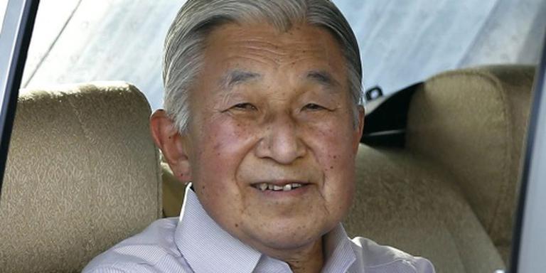 Japanse keizer kondigt mogelijk aftreden aan