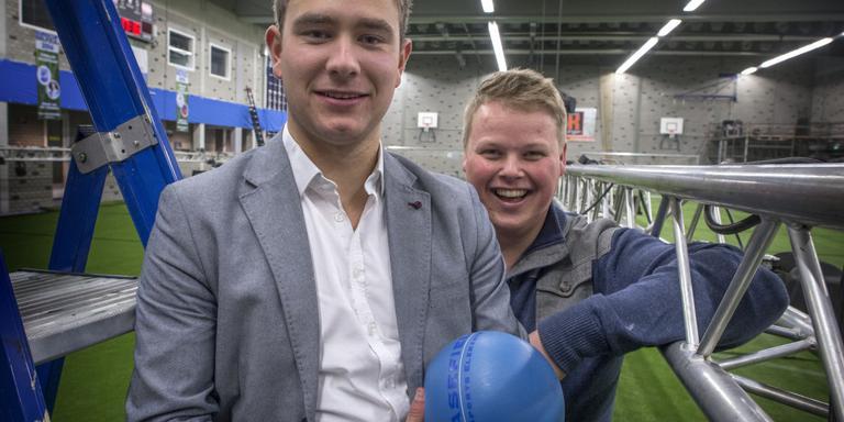 Eurocup-indoortoernooi: grote namen, kleine spelers