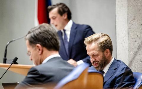 Rutte kritisch over Holocaust-discussie tijdens APB
