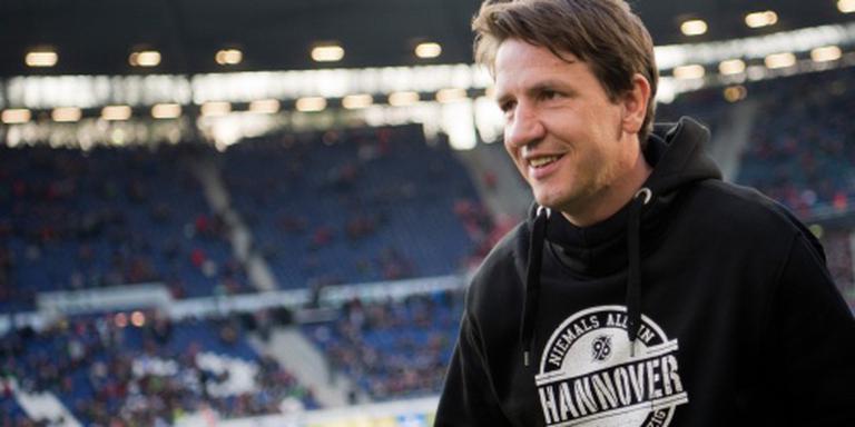 Hannover 96 stelt degradatie nog even uit