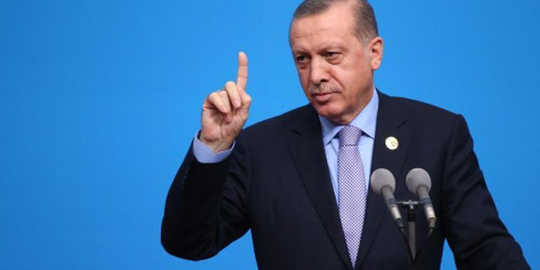 Erdogan kondigt grote actie tegen Koerden aan