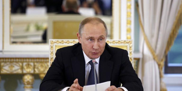 Poetin: Rusland wil geen nieuwe Koude Oorlog