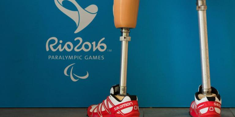 Paralympische Spelen feestelijk van start