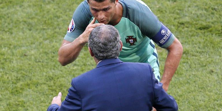 Journalisten mogen Ronaldo niets vragen