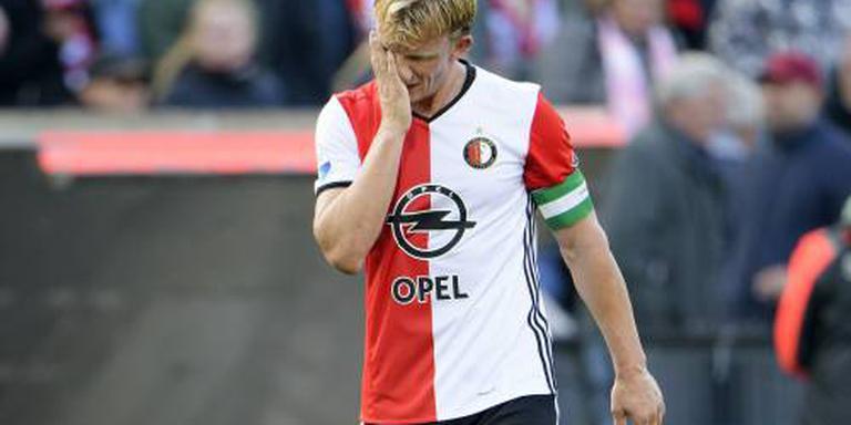 Kuijt: Feyenoord doet zichzelf tekort
