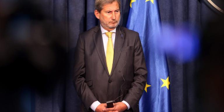 210 miljoen euro voor 'buurlanden' EU