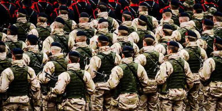 'Uitstroom mariniers wordt vele malen groter'