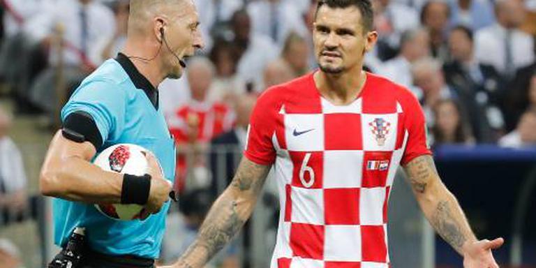 Liverpool is Kroaat Lovren nog tijdje kwijt