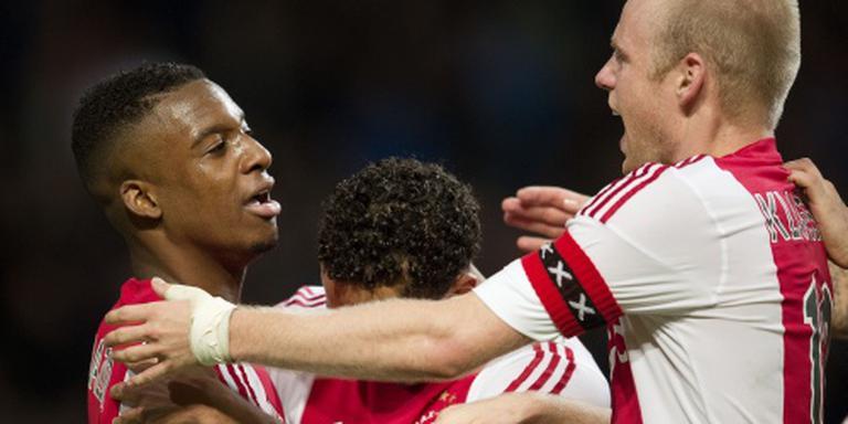 Ajax als koploper winterstop in