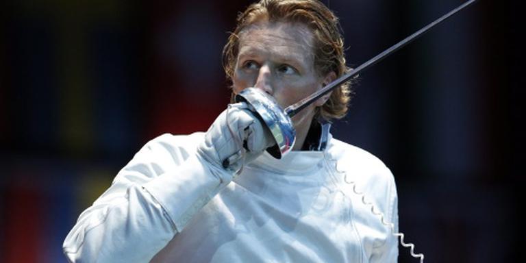 Verwijlen weer Nederlands kampioen degen