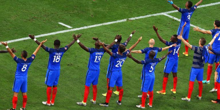 Al kwart miljoen voor Franse spelers