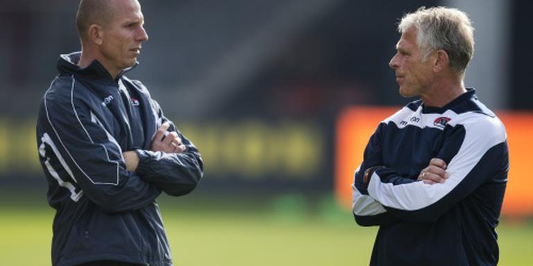 FC Oss op zoek naar nieuwe trainer