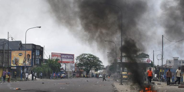 Protest Congo-Kinshasa loopt uit op bloedbad