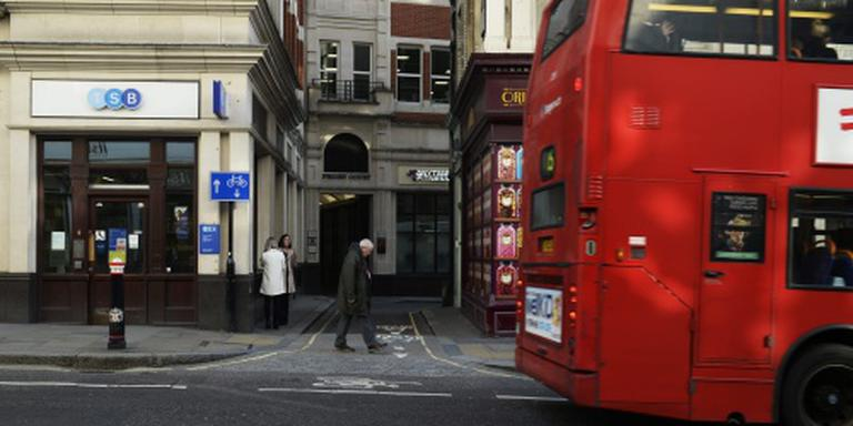 Londen schrikt van ontploffing bus