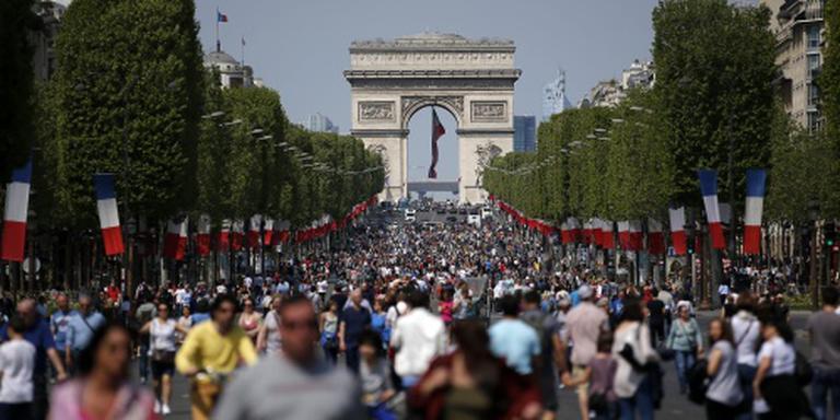 Opstootjes tijdens EK-festiviteiten in Parijs