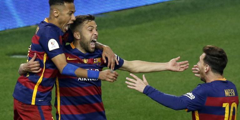 Spaanse beker voor FC Barcelona