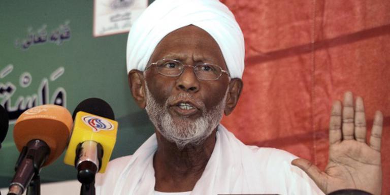 Sudanese oppositieleider al-Turabi dood