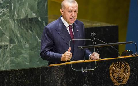 Erdogan legt klimaatakkoord Parijs aan parlement voor