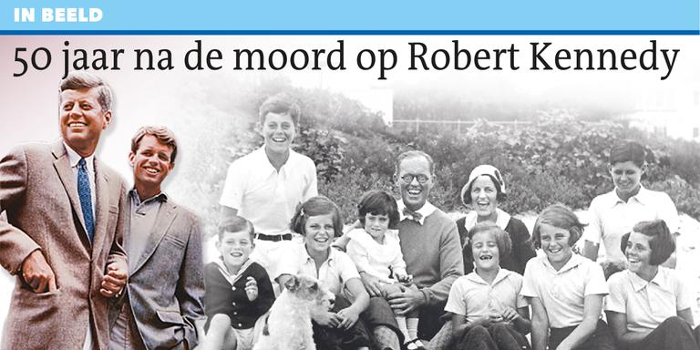 kennedy 50 jaar In Beeld: 50 jaar na de moord op Robert Kennedy   Extra   DVHN.nl kennedy 50 jaar