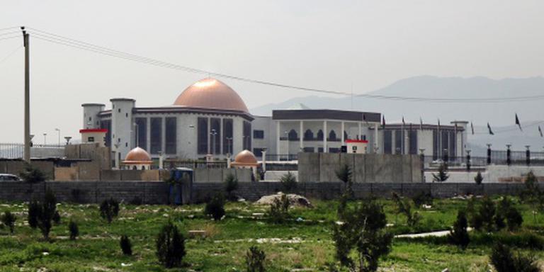Explosies in Kabul vlak na vertrek van Kerry