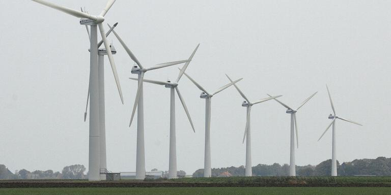 Windmolens. FOTO DVHN