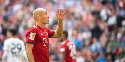 Robben en Ribéry met Bayern naar Lissabon