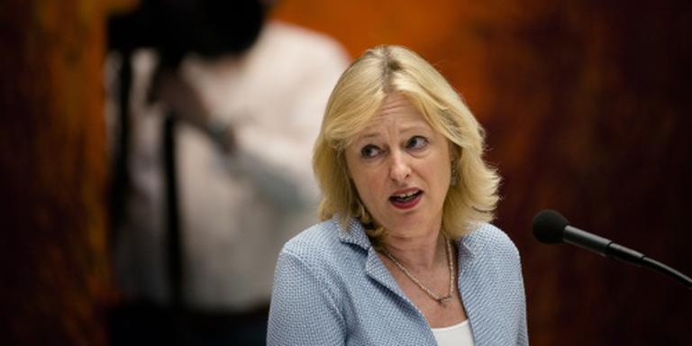 Minister Jet Bussemaker. FOTO ANP