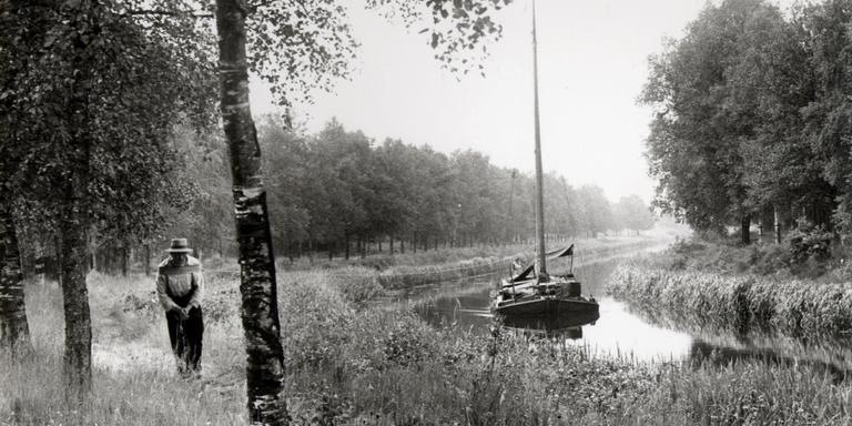 Oranjekanaal, 'een mooie mislukking', maar Drenthe vaart er nog wel bij