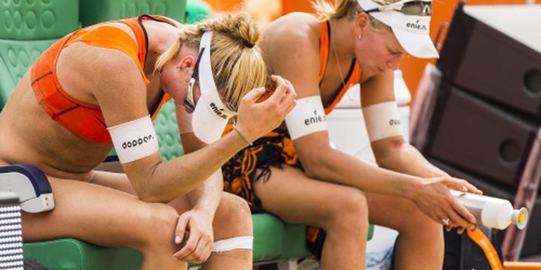 Meppelink en Van Iersel uitgeschakeld in Rio