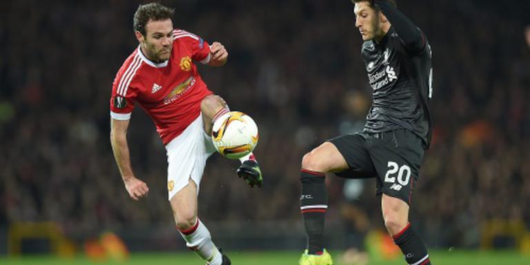United ook uitgeschakeld in Europa League