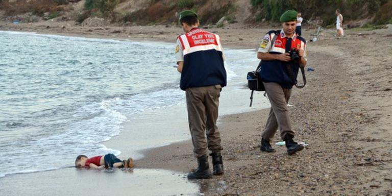 2015 dodelijkste jaar voor vluchtelingen