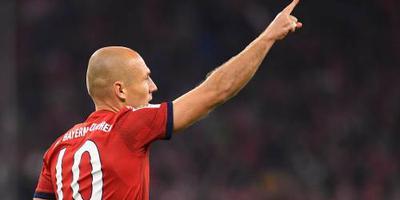 Bayern verslikt zich in Augsburg