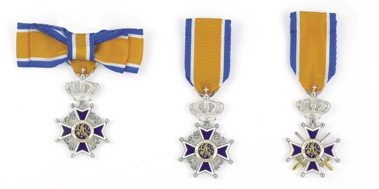 Willem de Wit koninklijk onderscheiden