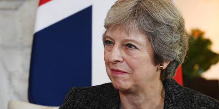 May neemt onderhandelingen brexit over