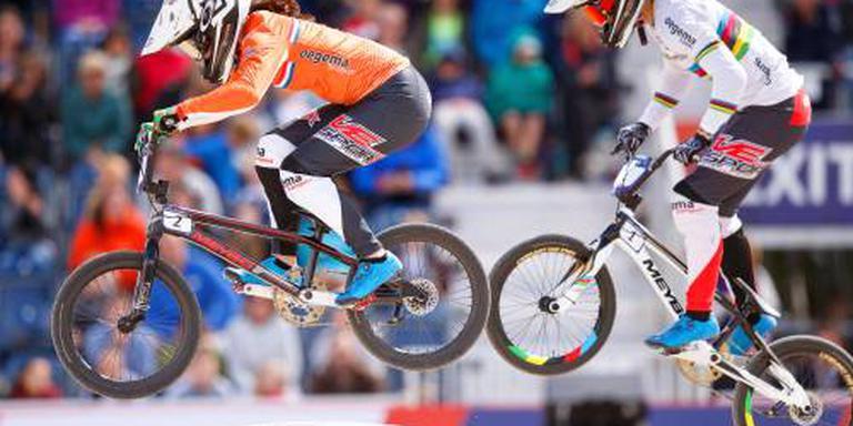 Wereldkampioene Smulders pakt ook EK-titel BMX