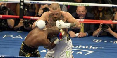 Kooivechter McGregor stopt met MMA