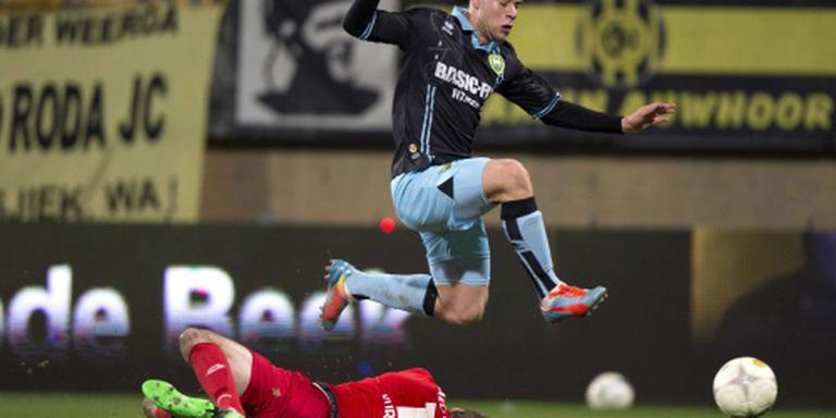 PEC Zwolle strikt clubloze Holla