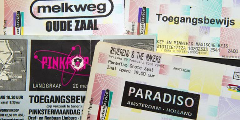 Online kopen we kaartjes, kleren en reizen