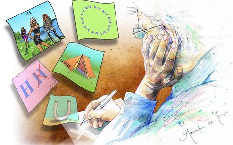 Ergens op een geheime locatie werd de Kerstpuzzel van Dr. Denker getest... (+oproep)