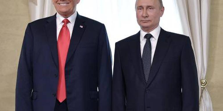 Trump wil volgend jaar Poetin weer zien