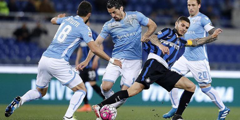 Lazio helpt AS Roma